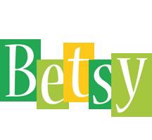 Betsy lemonade logo