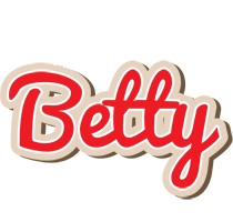 Betty chocolate logo
