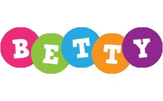 Betty friends logo