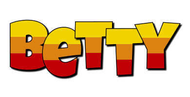 Betty jungle logo
