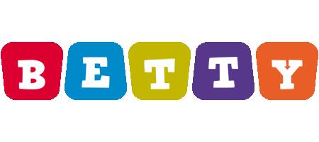 Betty kiddo logo