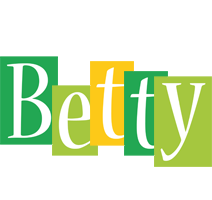 Betty lemonade logo