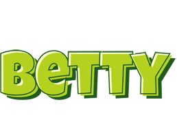 Betty summer logo