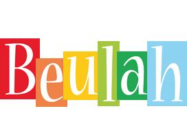 Beulah colors logo