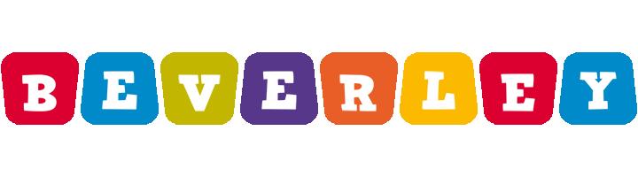 Beverley kiddo logo
