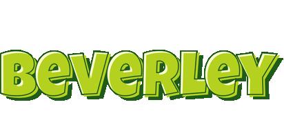 Beverley summer logo