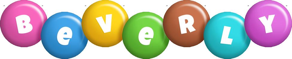 Beverly candy logo
