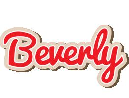 Beverly chocolate logo