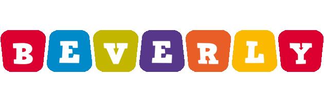Beverly daycare logo