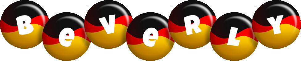 Beverly german logo