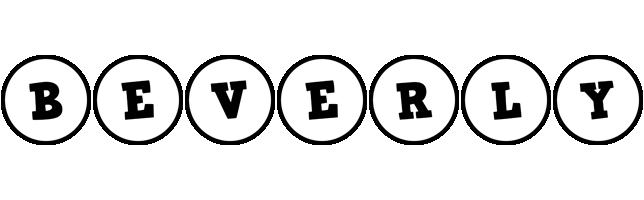 Beverly handy logo