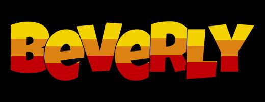 Beverly jungle logo