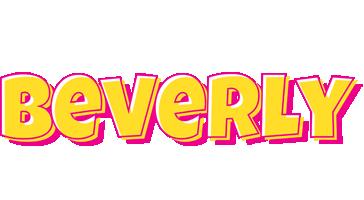 Beverly kaboom logo