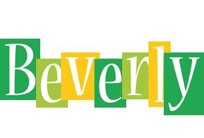 Beverly lemonade logo