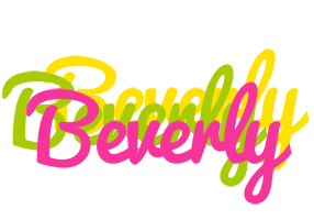 Beverly sweets logo