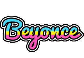Beyonce circus logo