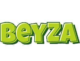 Beyza summer logo