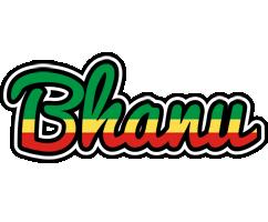 Bhanu african logo