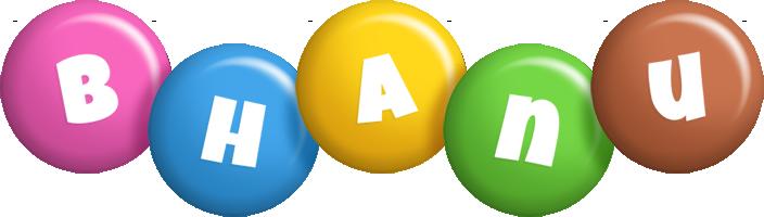 Bhanu candy logo