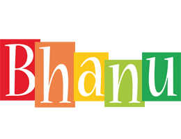 Bhanu colors logo