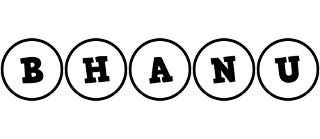 Bhanu handy logo