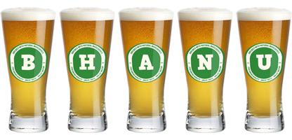 Bhanu lager logo