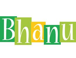 Bhanu lemonade logo