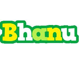 Bhanu soccer logo