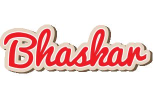 Bhaskar chocolate logo