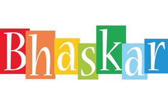 Bhaskar colors logo