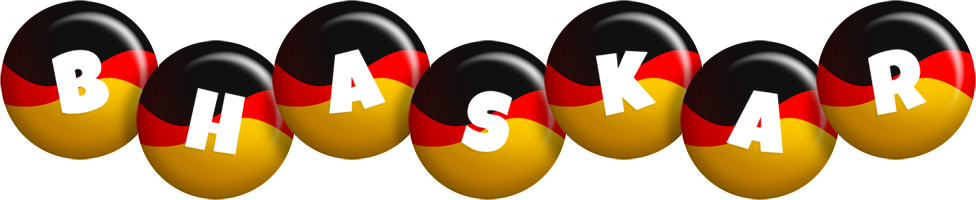 Bhaskar german logo