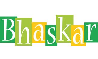 Bhaskar lemonade logo