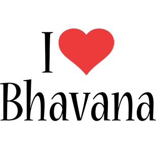 Bhavana i-love logo