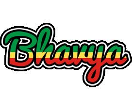 Bhavya african logo