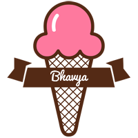 Bhavya premium logo