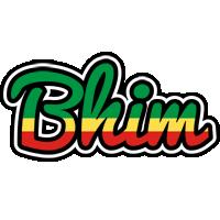 Bhim african logo