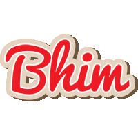 Bhim chocolate logo