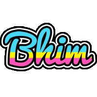 Bhim circus logo
