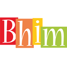 Bhim colors logo