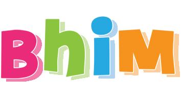 Bhim friday logo