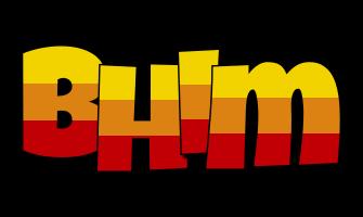 Bhim jungle logo