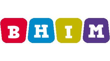 Bhim kiddo logo
