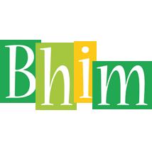Bhim lemonade logo