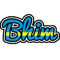 Bhim sweden logo