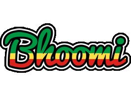 Bhoomi african logo