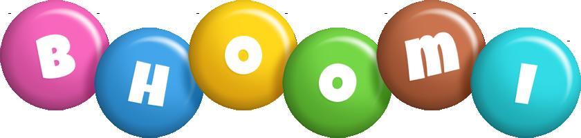 Bhoomi candy logo