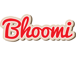Bhoomi chocolate logo