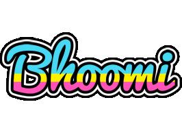 Bhoomi circus logo