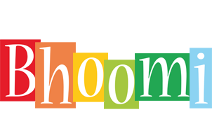 Bhoomi colors logo