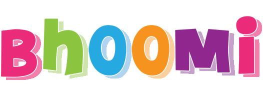 Bhoomi friday logo